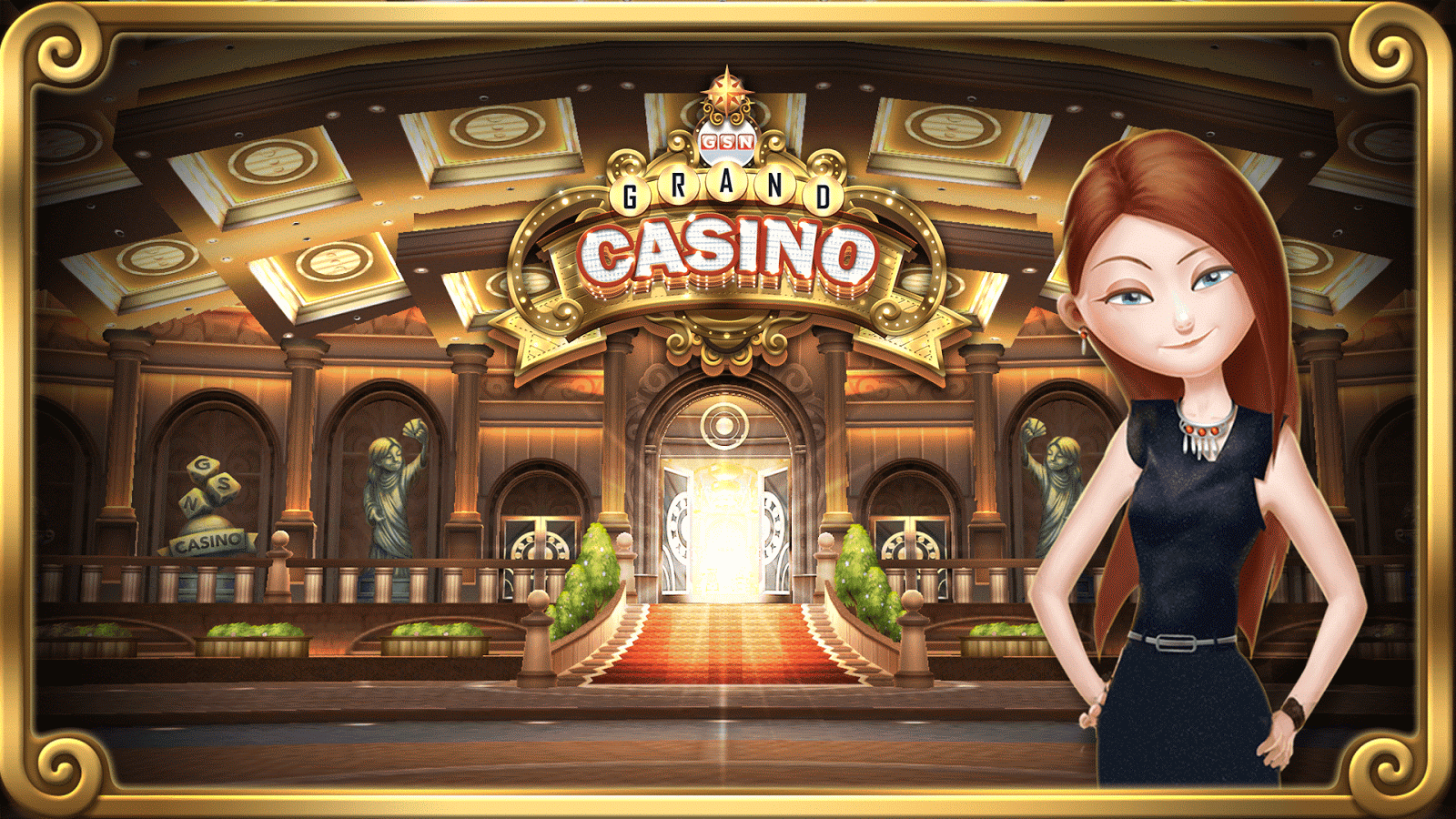 GSN Grand Casino - FREE Slots Screenshot 10