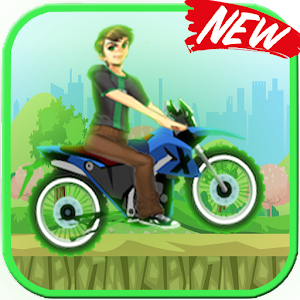 Ben Jungle Motorbike Race