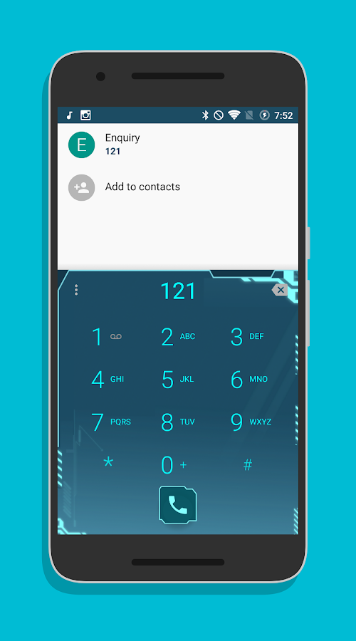 Sci-Fi Theme CM12.x/13 Screenshot 6