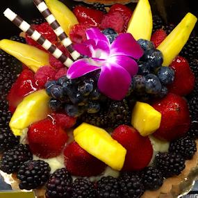 Celebration Tart by Lope Piamonte Jr - Food & Drink Candy & Dessert