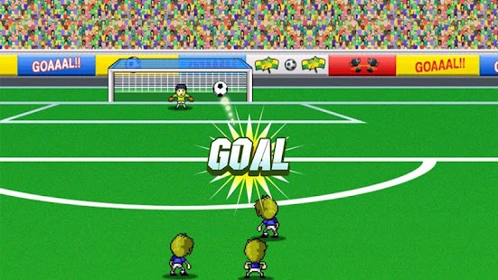 Free Kick Penalty - screenshot