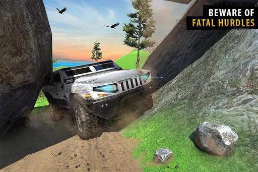 Offroad Jeep Driving Simulator - Jeep Simulator screenshot 3