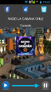 RADIO LA CABANA CHILE - screenshot