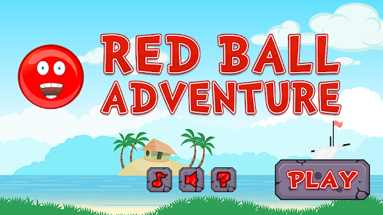 Red Ball Adventure - screenshot