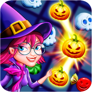 Halloween Witch Connect - Halloween games For PC (Windows & MAC)