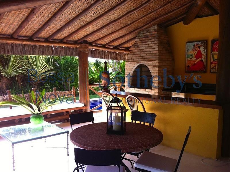 Casa residencial à venda, Condomínio Terra Vista, Trancoso.