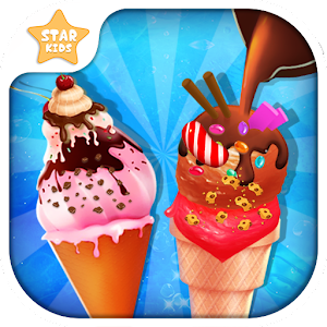 Frosty Ice Cream Maker: Crazy Chef Cooking Game For PC (Windows & MAC)