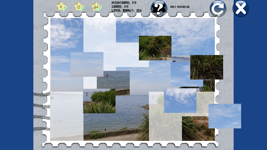 Brittany photos puzzles - screenshot
