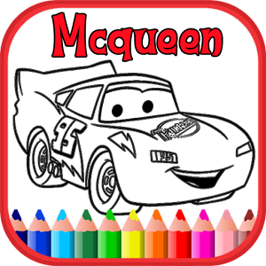 App Cars Coloring Book For Mcqueen APK Windows Phone