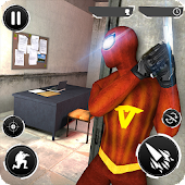 Game Spider Anti terrorist Battle - Neighbor War Hero apk for kindle fire