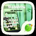 App Bamboo GO Keyboard Theme Emoji APK for Kindle