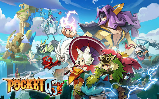 Pocket Q3 - Hello Monsters! For PC