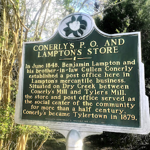 Conerly's P.O. and Lampton's Store