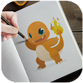Free Learn to draw Pokemons APK for Windows 8