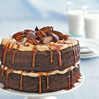Chocolate Turtle Cake Frosting Recipes