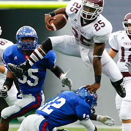 Leapfrog! by Diana Porter - Sports & Fitness American and Canadian football ( twmf )