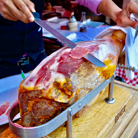 Dining Al Fresco by Victoria Eversole - Food & Drink Meats & Cheeses ( prociutto, miami beach restaurants, italian food )