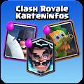 App Card Infos for Clash Royale apk for kindle fire