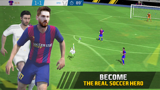 Soccer Star 2018 Top Leagues Screenshot