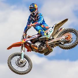Marvin Musquin by Connor Moore - Sports & Fitness Motorsports ( canon, motocross, 2.8l, foxracing, supercross, whips, ktm, photo )