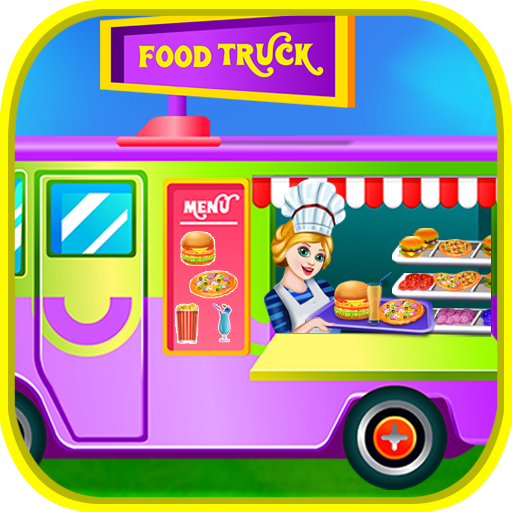 Street Food Kitchen Chef - Cooking Game (game)