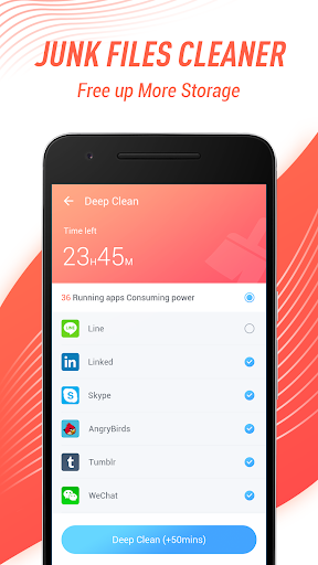 Flash Cleaner - Clean & Boost For PC
