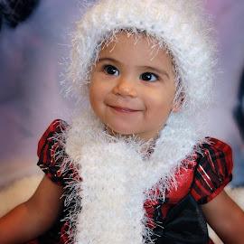 snow angel by Joann Giovino Fagiolo - Babies & Children Child Portraits