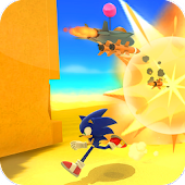 Download Super Sonic BOOM World APK