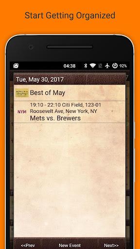 Jorte Calendar & Organizer screenshot 7