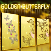 App Golden dancing butterfly HD APK for Windows Phone