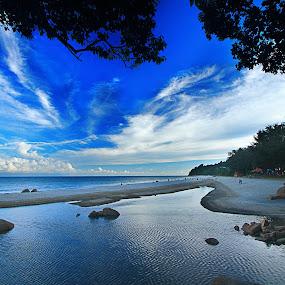 201211070804 Telok Cempedak by Steven De Siow - Landscapes Beaches ( kuantan, malaysia, beach, seaside, telok cempedak )
