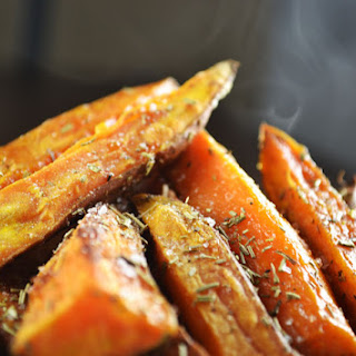 Paleo Sweet Potato Fries