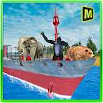 Animal Transport Cargo Ship 1.1 Apk