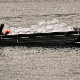 by Koh Chip Whye - Transportation Boats