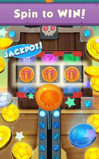 Coin Dozer: Pirates screenshot 12