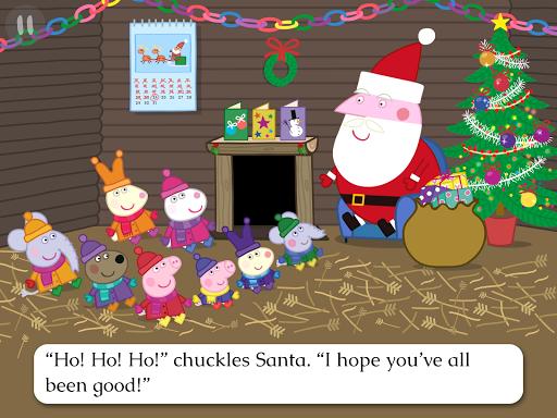 Peppa Pig Book: Christmas Wish - screenshot