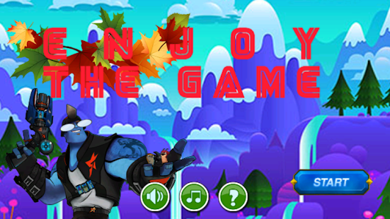 Super Slugs Adventure - screenshot