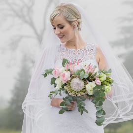 Misty bride by Lood Goosen (LWG Photo) - Wedding Bride ( wedding photography, wedding photographers, wedding day, brides, wedding photos, bride and groom, wedding photographer, bride, bride groom )