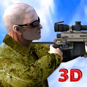 Cover art Sniper Assassin Traffic Hunter