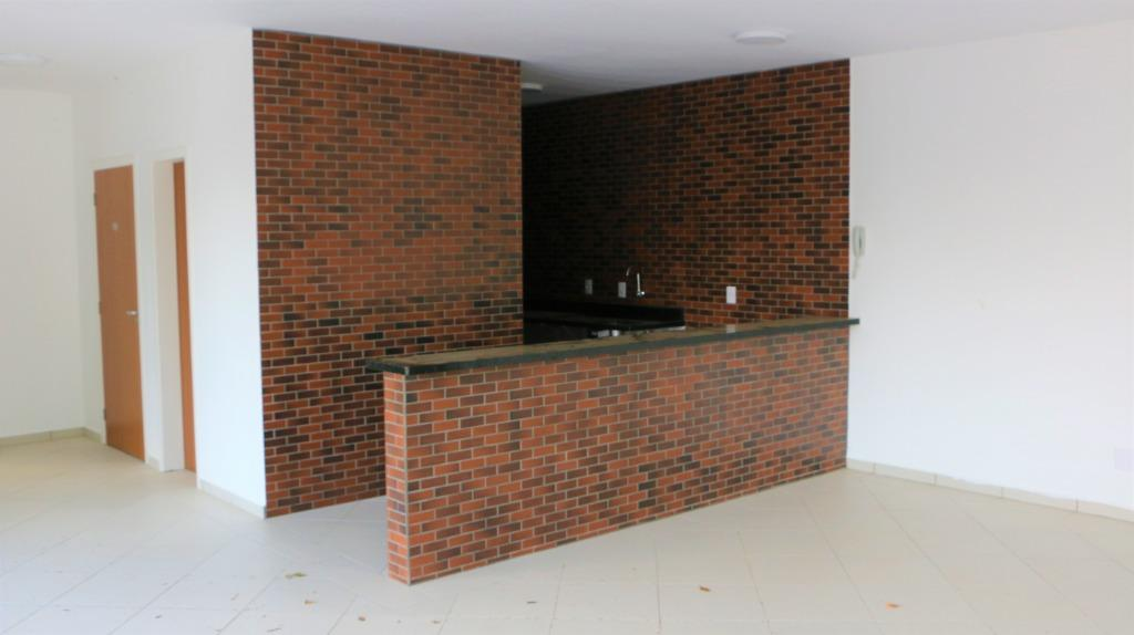 Apartamento com 3 dormitórios à venda, 48 m² - Roça Grande - Colombo/PR