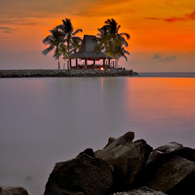 Sunset Bar by Kenny Lee - Landscapes Travel