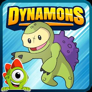 Cover art Dynamons - RPG by Kizi