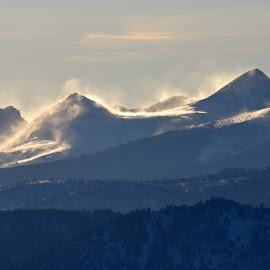 by Emmaline Allen - Landscapes Mountains & Hills