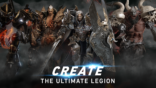 Aion: Legions Of War APK screenshot thumbnail 1