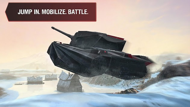 World Of Tanks Blitz By Wargaming Group APK screenshot thumbnail 4