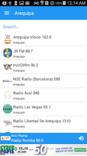 Radio Peru - screenshot