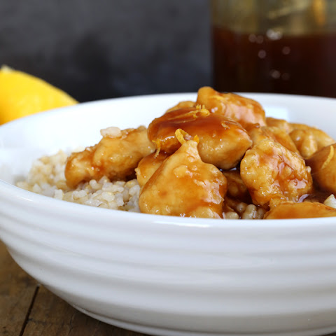 Gluten Free Lemon Chicken—Chinese-Style