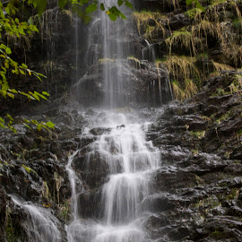 Living Water by Ted and Nicole Lincoln - Uncategorized All Uncategorized ( water, nature, waterfall, nature photography, rocks )