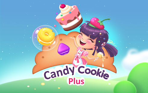 Candy Cookie Plus 1