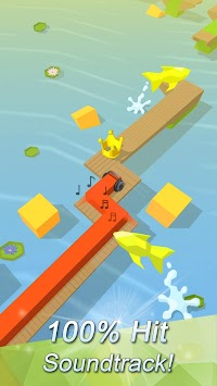 Dancing Line By Cheetah Games APK screenshot thumbnail 4